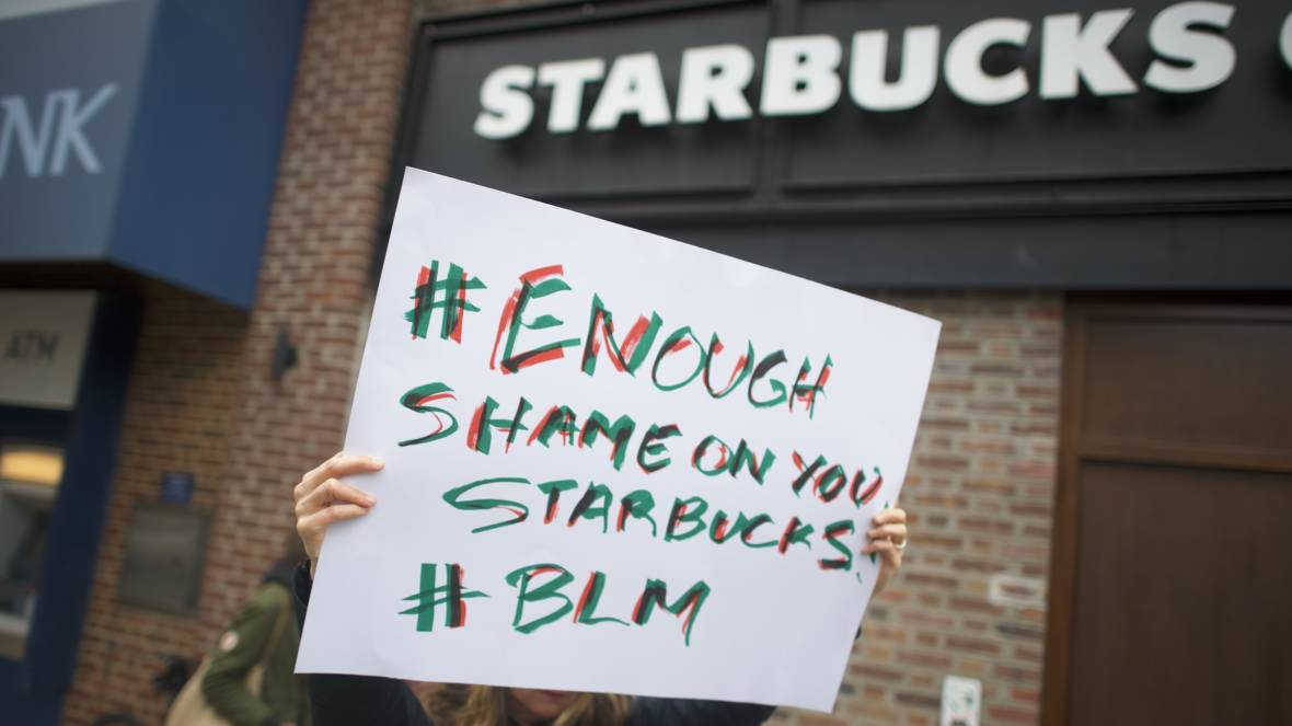 Starbucks Closing 8,000 Stores For An Afternoon, For Racial-Bias Education