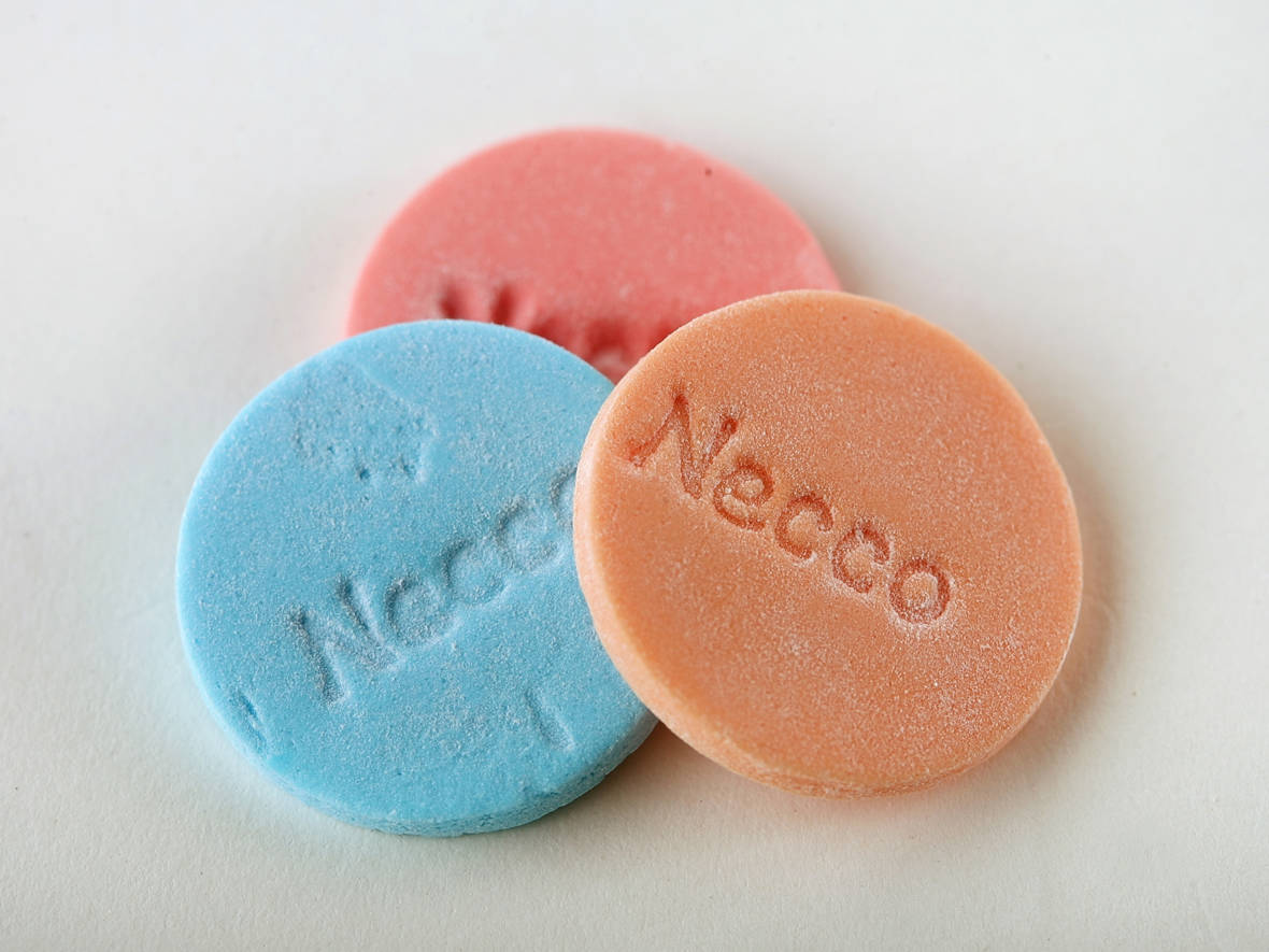 NECCO-Mania: Fans Stock Up On Chalky Wafers In Case Candy Company Folds