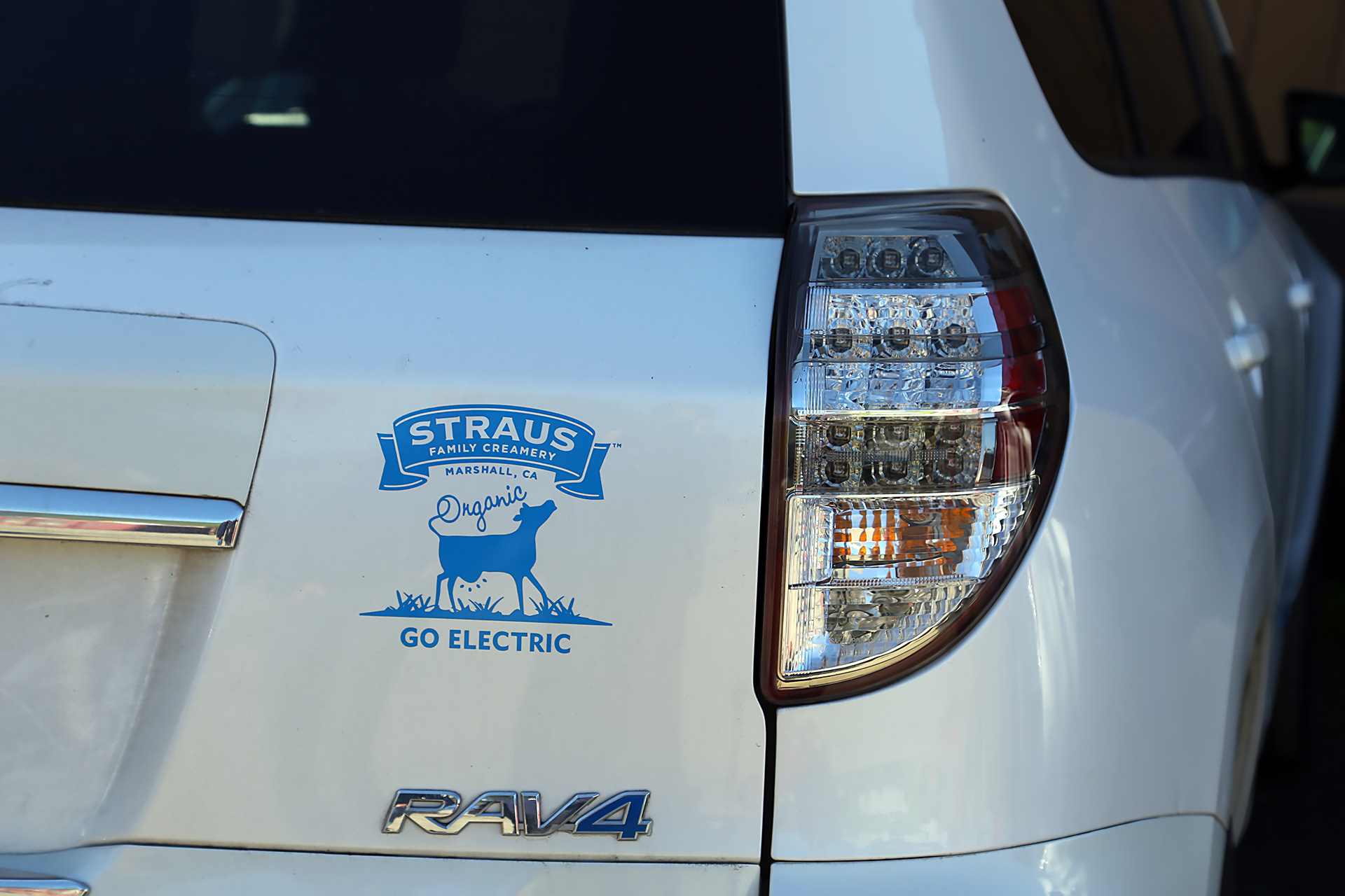 Straus Go Electric!