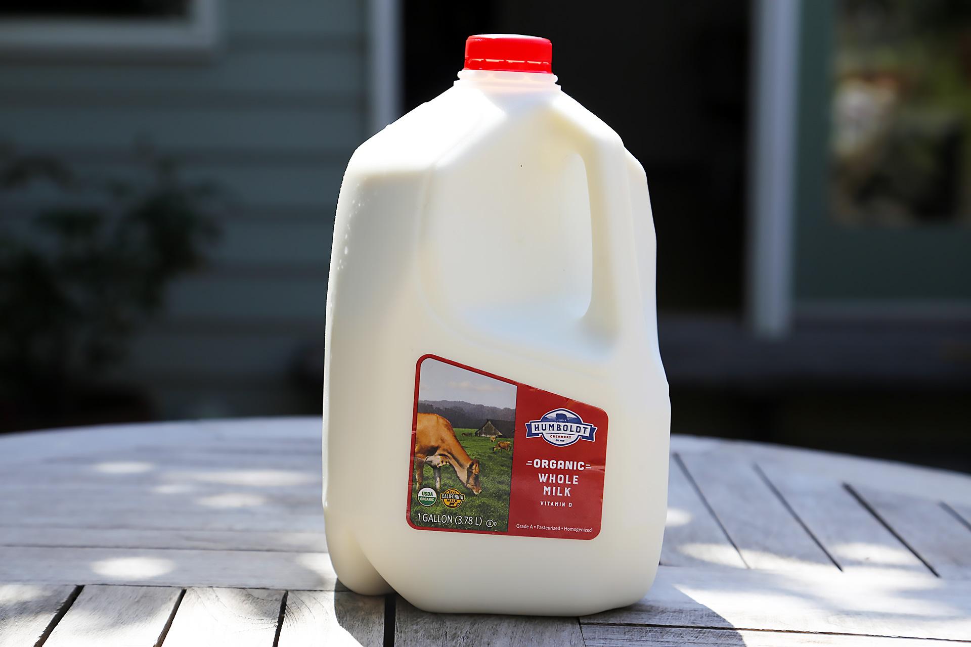 Humboldt Creamery Organic Whole Milk