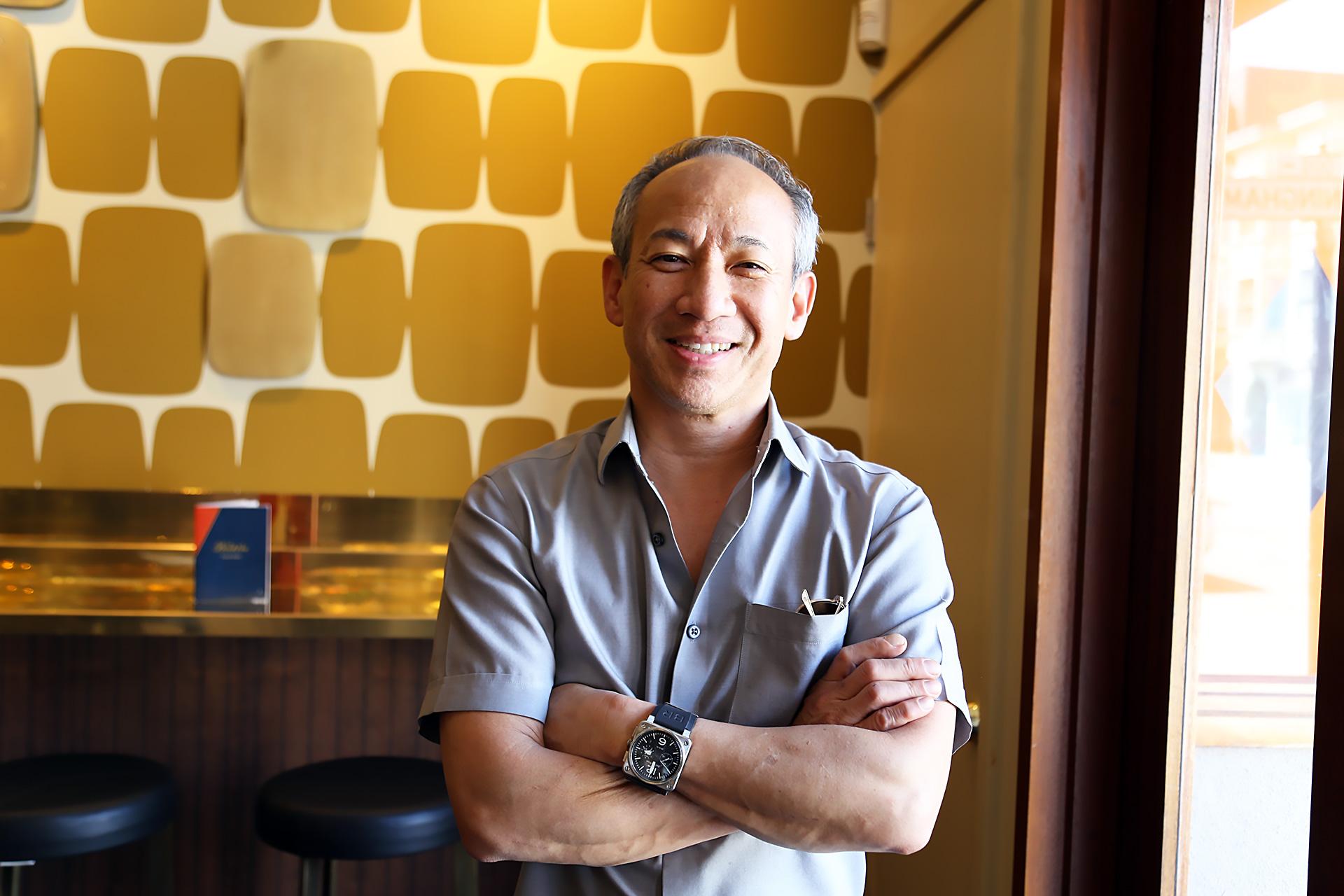 Partner/Chef  Arnold Eric Wong