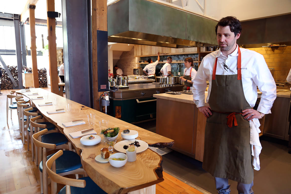 Birdsong Provides a Fine Dining High Note for SoMa