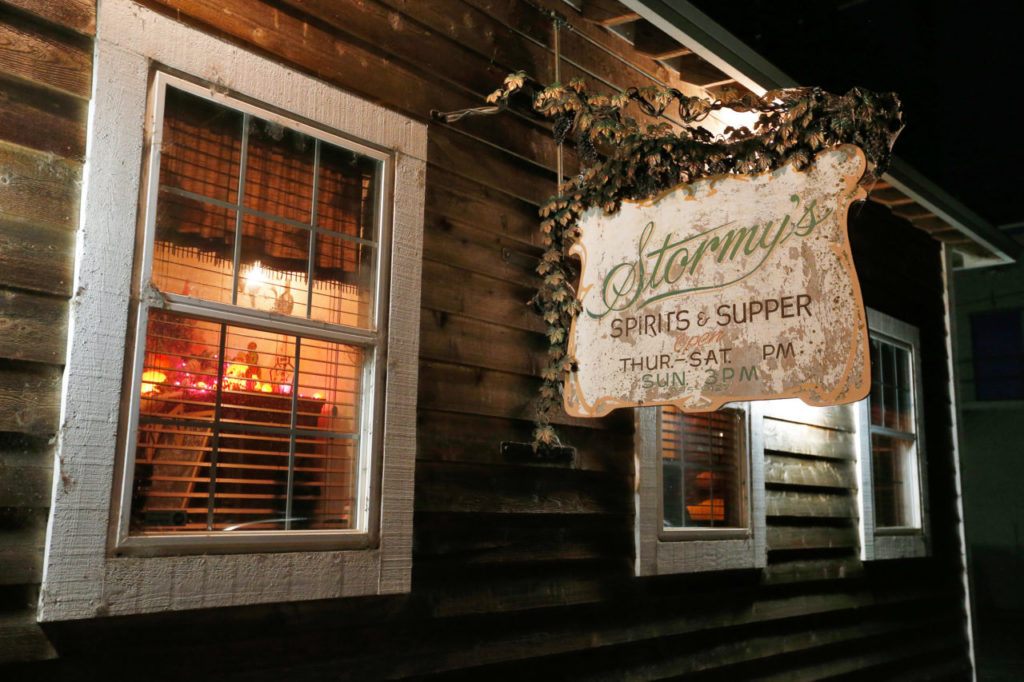 Retro Roadhouse: Stormy's Spirits & Supper, Petaluma