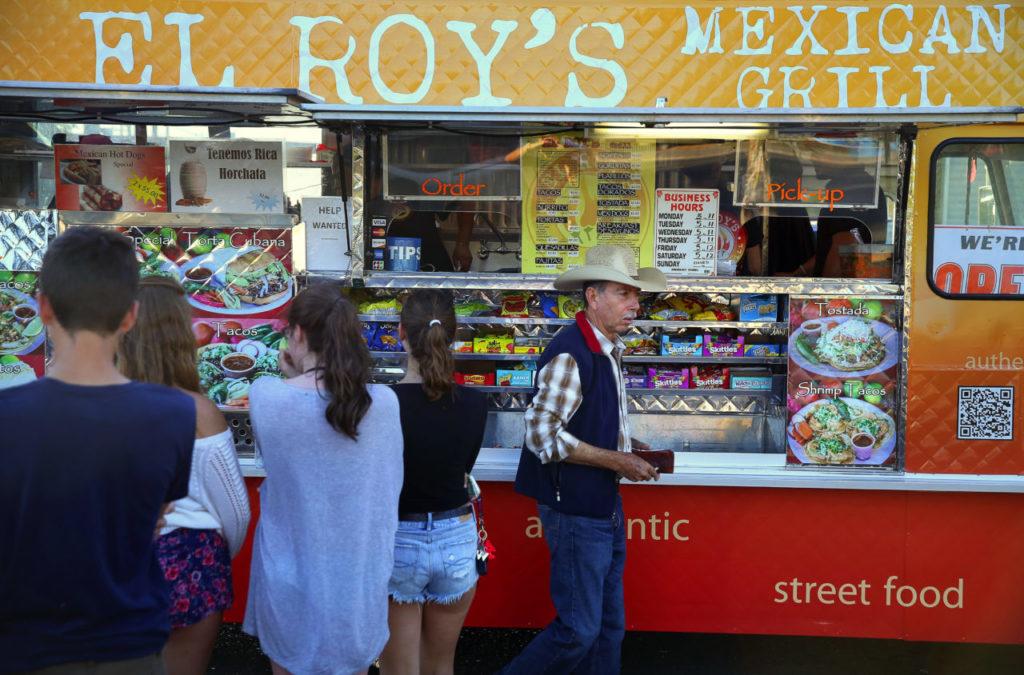 Taco Tuesday: El Roy's, Petaluma
