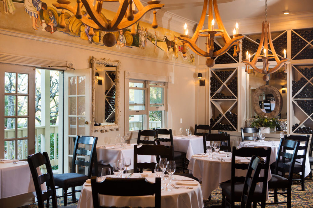 Duck, Duck, Duck: Farmhouse Inn Restaurant, Forestville