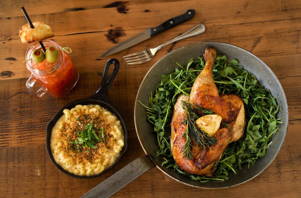 Private Dining Room: Chicken Pharm, Petaluma