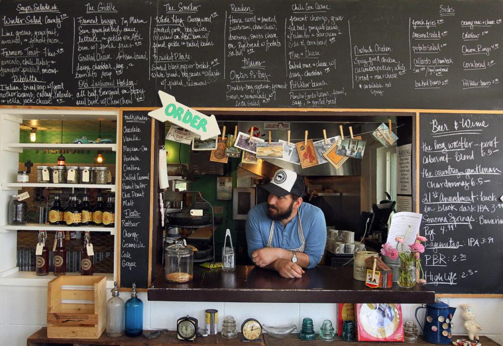 Worth a U-Turn: Fremont Diner, Sonoma