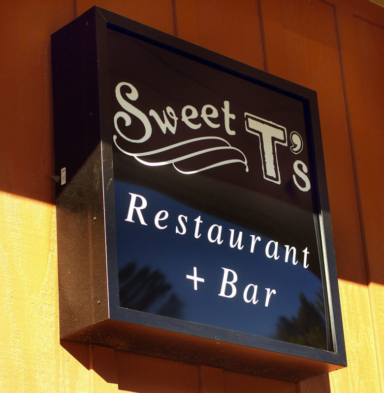 Making a return after the fire: Sweet T's, Windsor