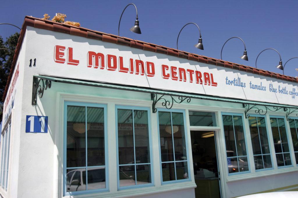 Kitchen Cachet: El Molino Central, Sonoma