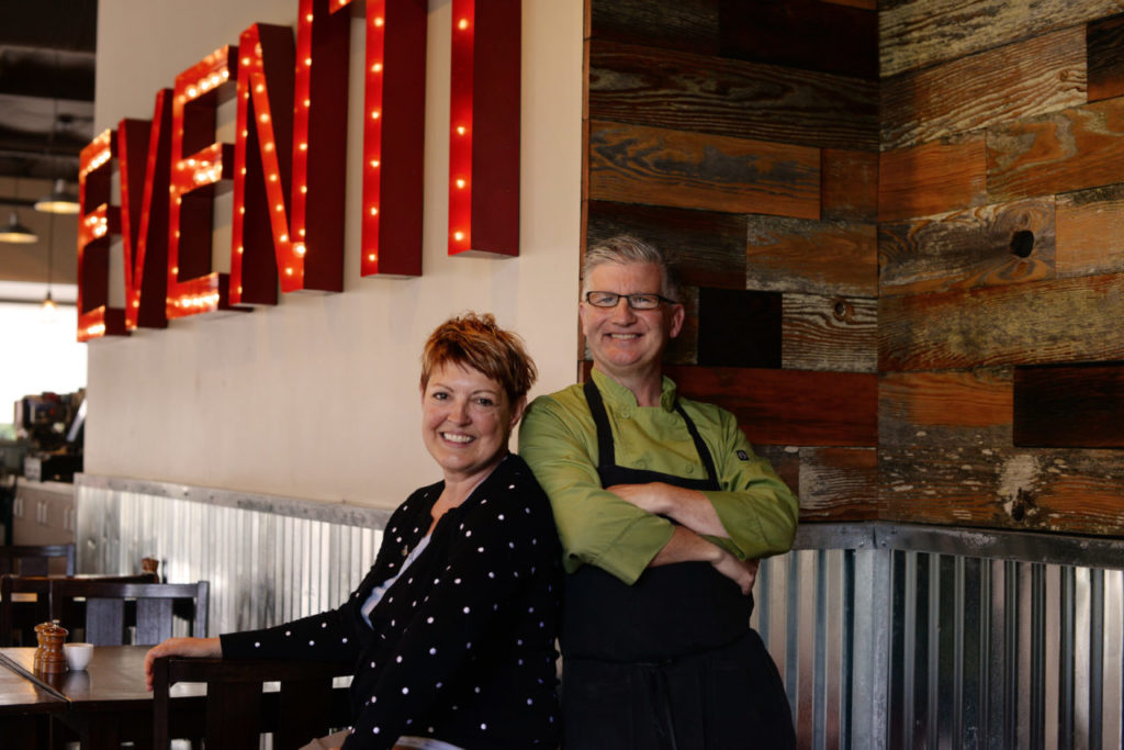 For a Crowd: Franchetti's Wood Fire Kitchen, Santa Rosa