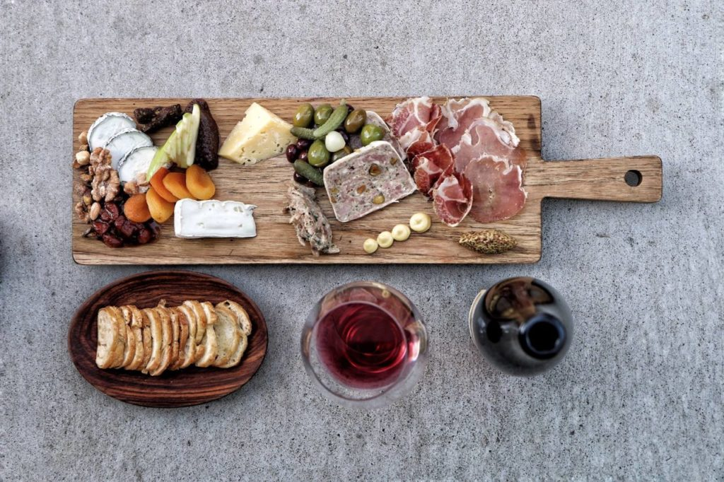 Cheese Fest: The Girl and the Fig, Sonoma