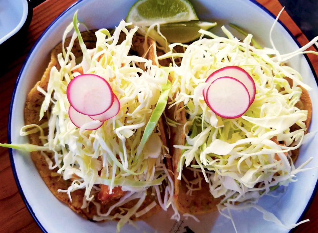 Fish Tacos: Handline, Sebastopol