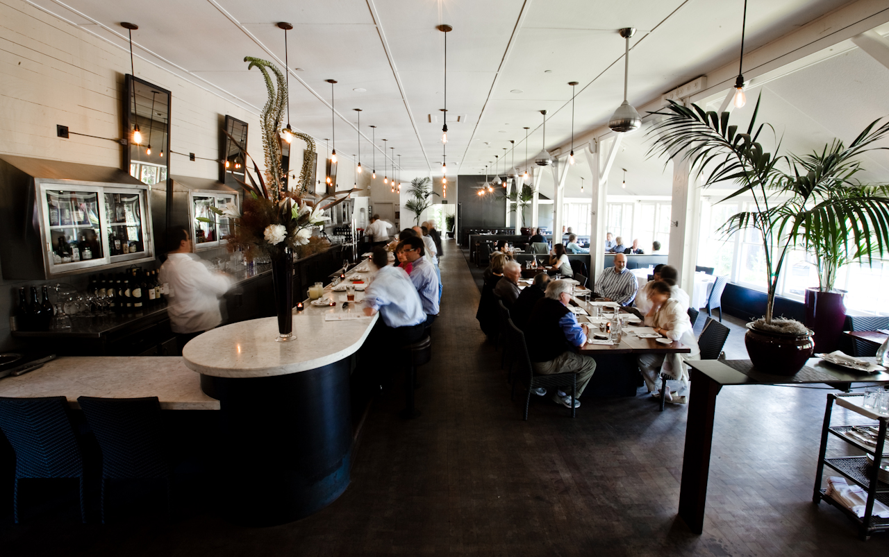 The classic look of Presidio Social Club will be the perfect Father's Day setting.