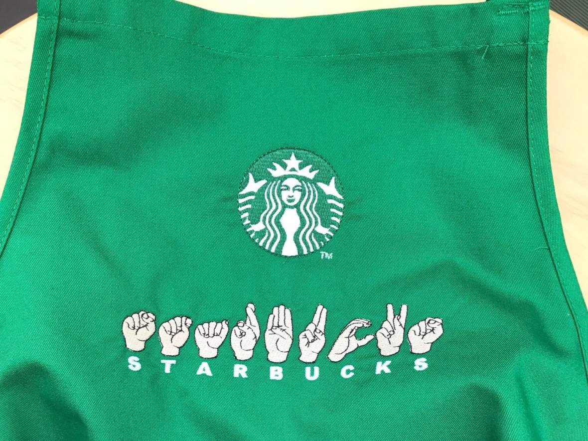 Starbucks To Open First 'Signing Store' In The U.S. To Serve Deaf Customers