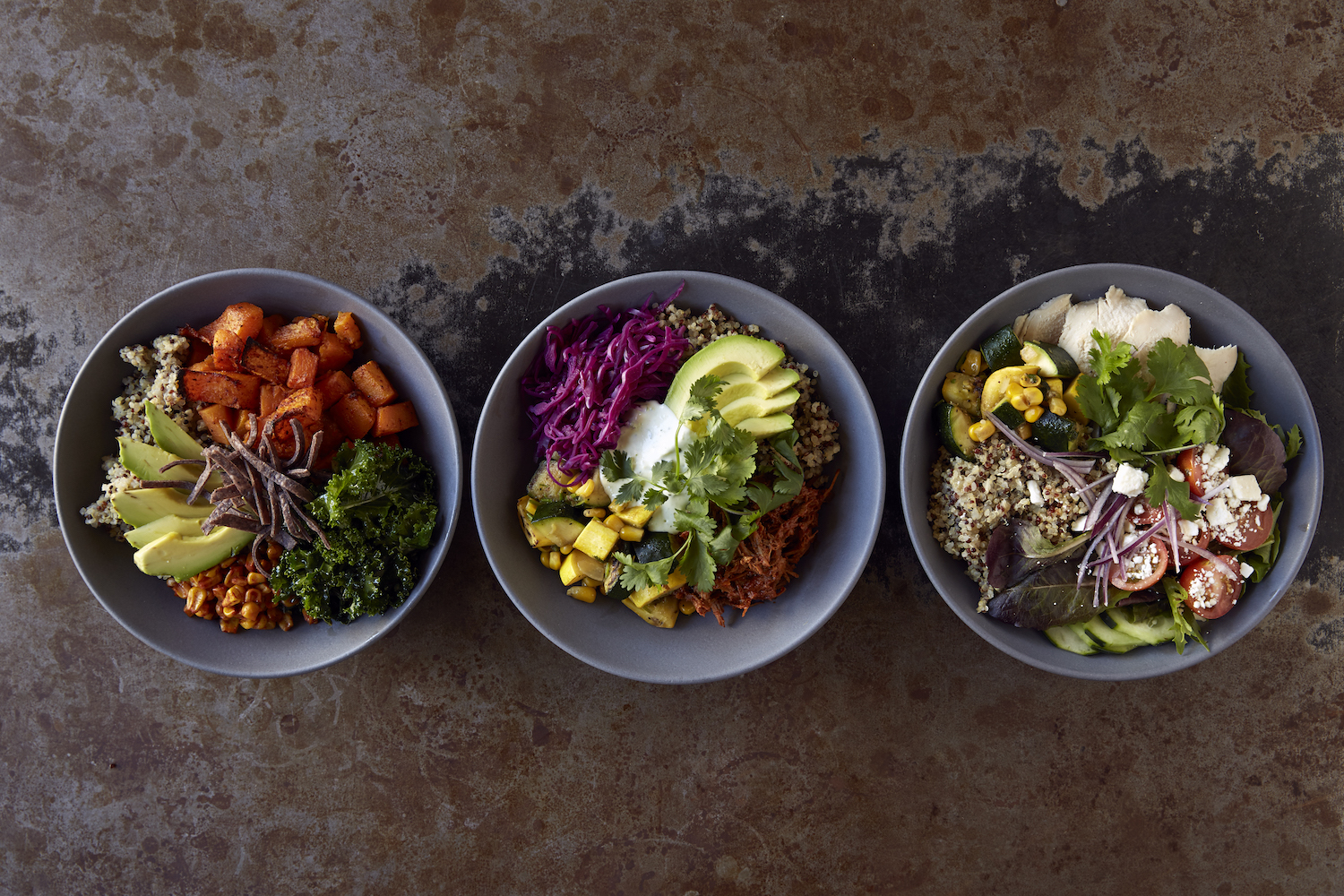 The balanced bowls from Booster Foods.