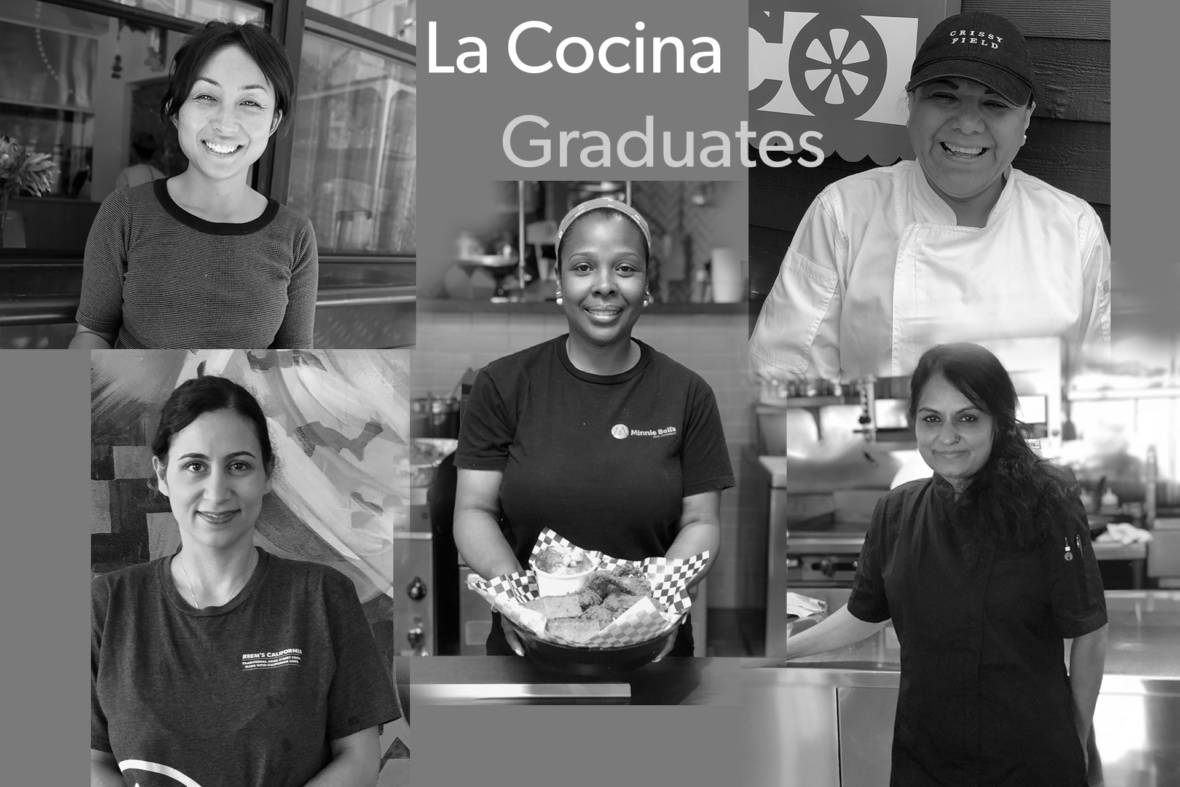 Five La Cocina Graduates Who Now Have Brick-and-Mortar Food Businesses