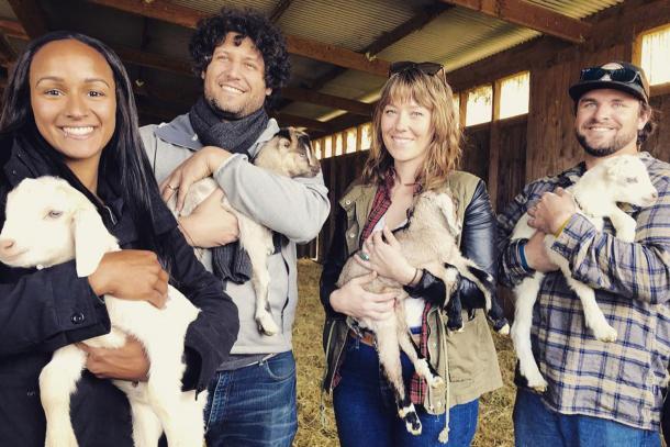 Photo courtesy of Toluma Farms & Tomales Farmstead Creamery