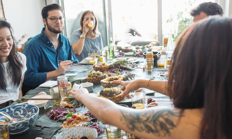 OG Asian Fusion Brunch:  A Reflection of Chinese Cuisine in the Philippines