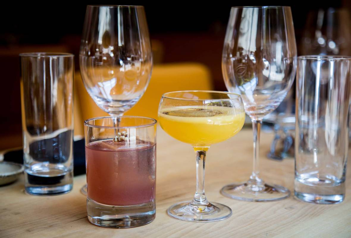 5 Drinks to Drink When You're Not Drinking