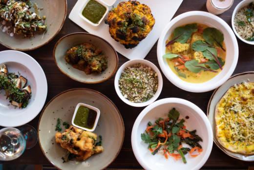 Table Talk Ritu Indian Soul Food Farming Hopes Fundraiser And A - Table talk menu