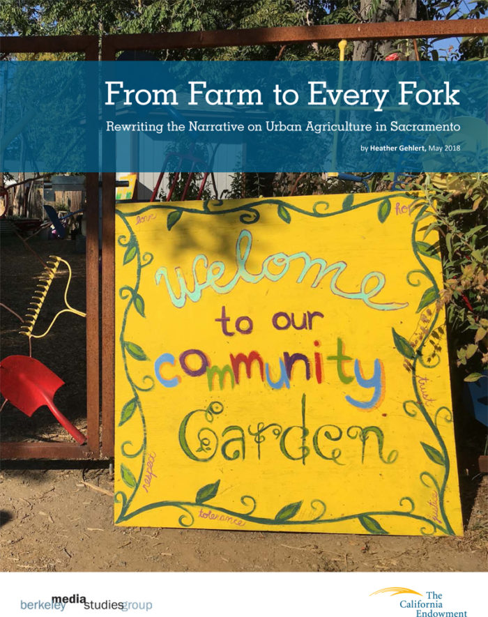 From Farm to Every Fork