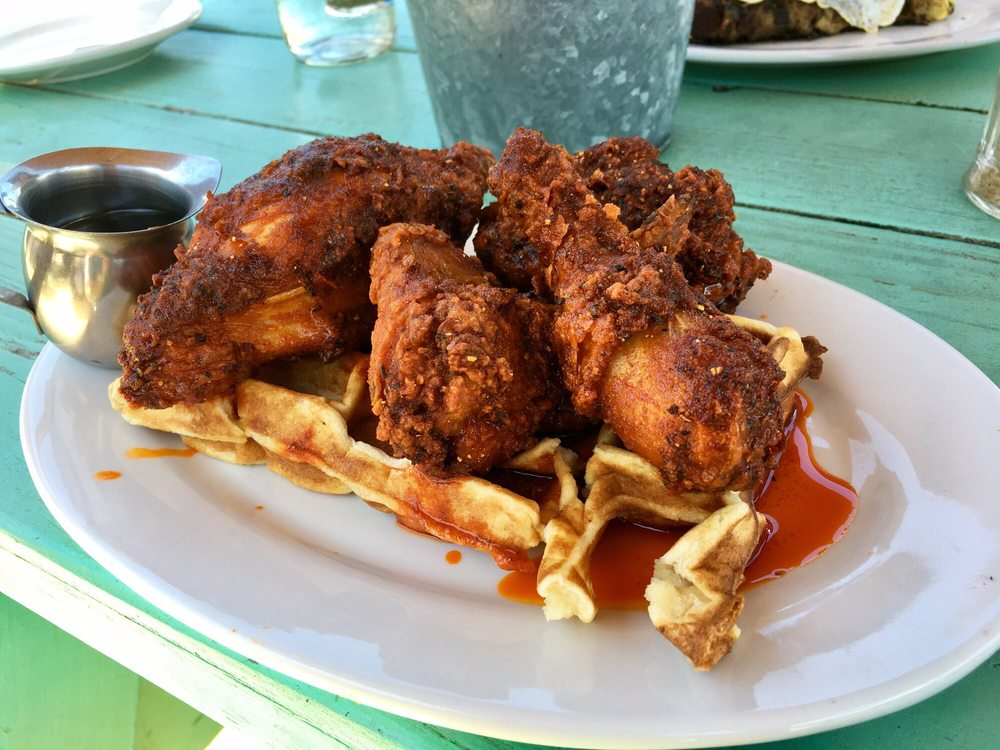 Fried chicken is still on the menu at Boxcar in Sonoma.