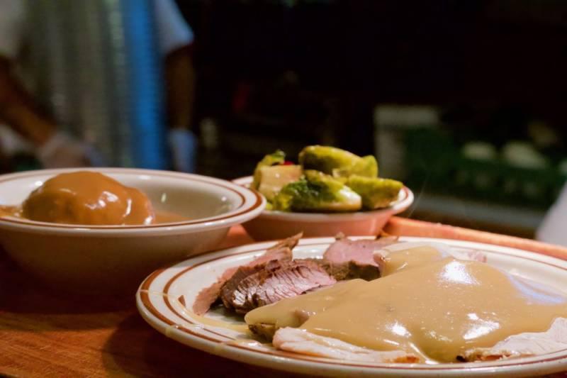 5 Bay Area Restaurants to Eat Thanksgiving Dinner on Thanksgiving