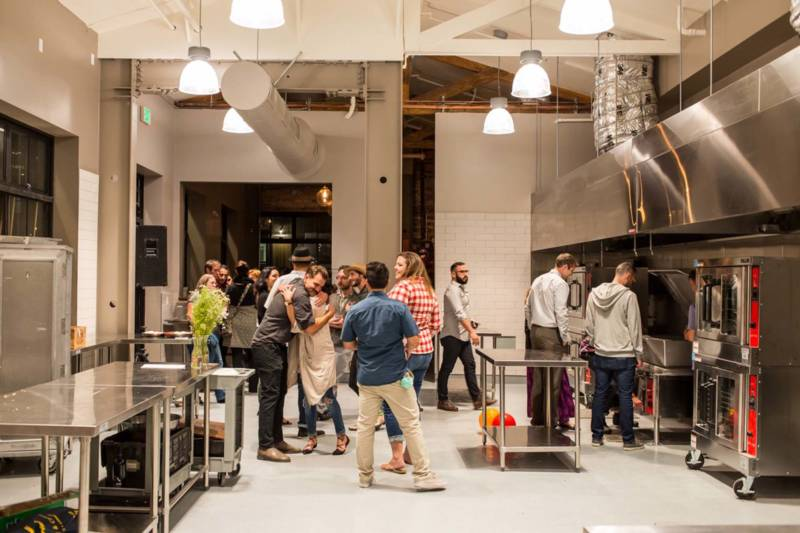 Forage Kitchen invites the public to enjoy members' products every first Friday of the month.