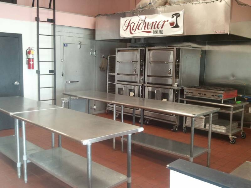 Kitchener provides an affordable space for chefs to use for as little as $14 an hour.