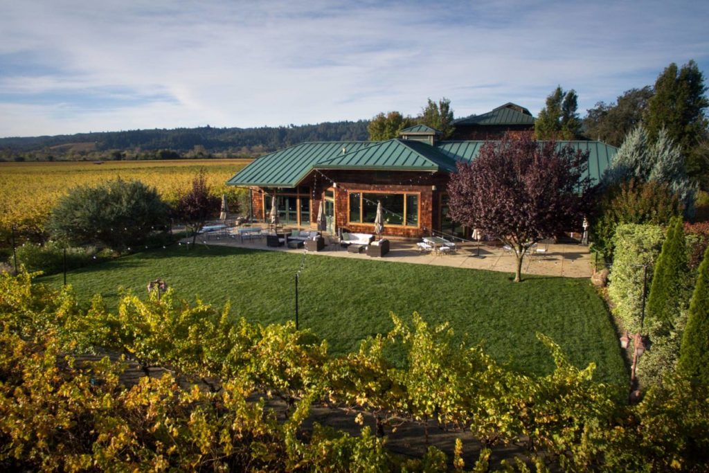 DeLorimier Winery.