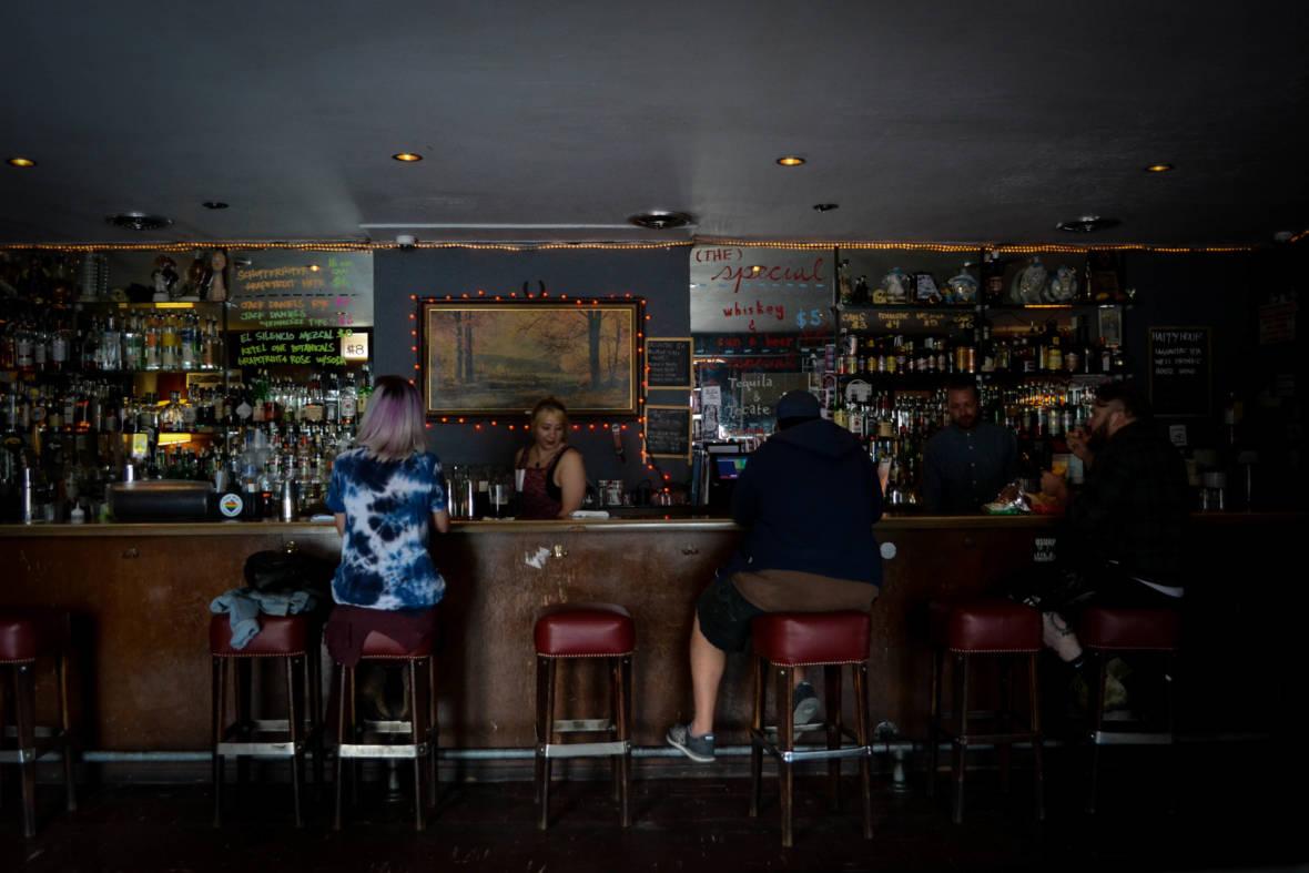 A Bar Story: The Missouri Lounge
