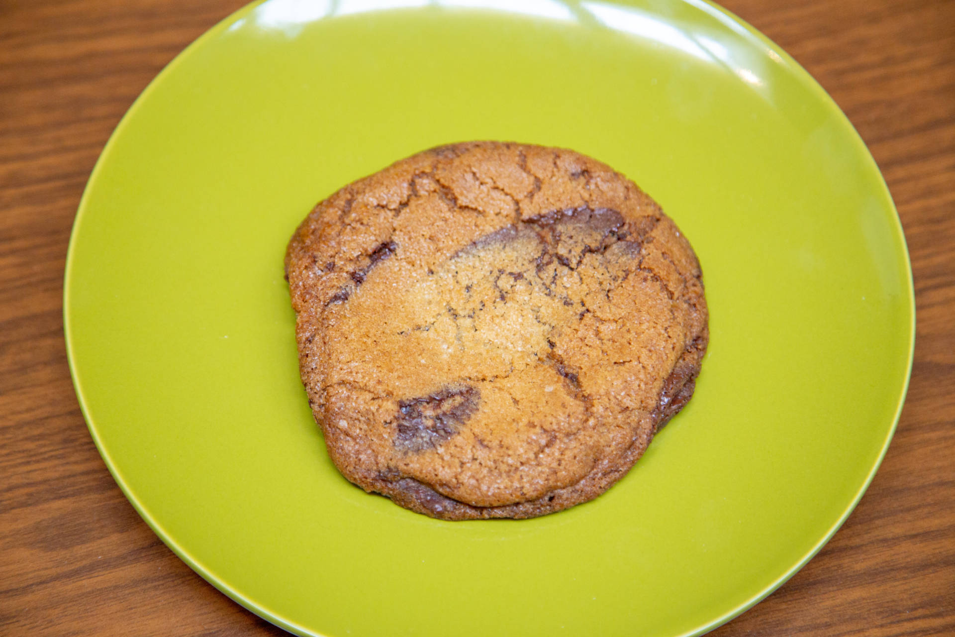 Arsicault Bakery's chocolate chip cookie technically contains zero chips.