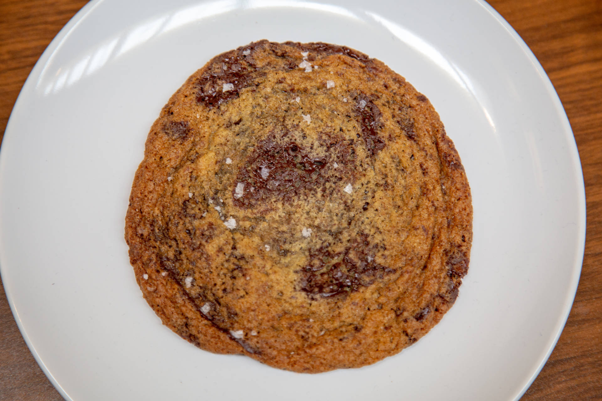 Tartine Manufactory's take on the chocolate chip cookie.