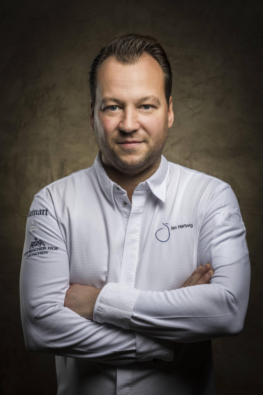 Chef Jan Hartwig