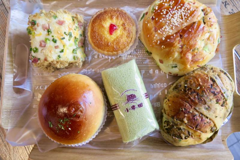 Table Talk: Fun Bites at a Chinese Bakery and Old Oakland's Swan's Market