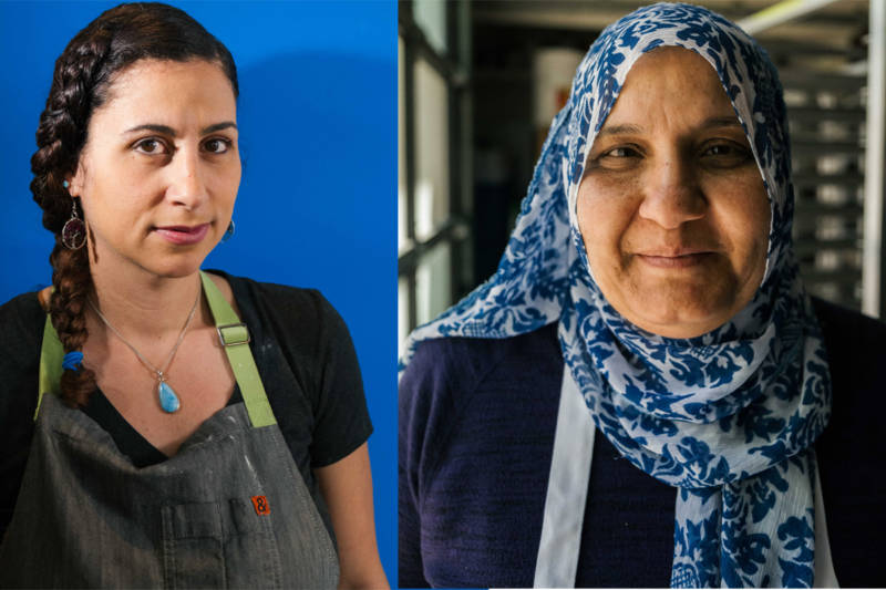 The Palestinian Chefs Building a Bridge to Their Culture Through Food