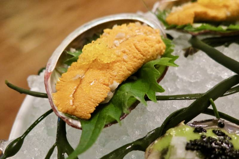 Table Talk: Seafood Shines at Ayala, Enjoy Oakland Restaurant Week, Fire Relief Dinners