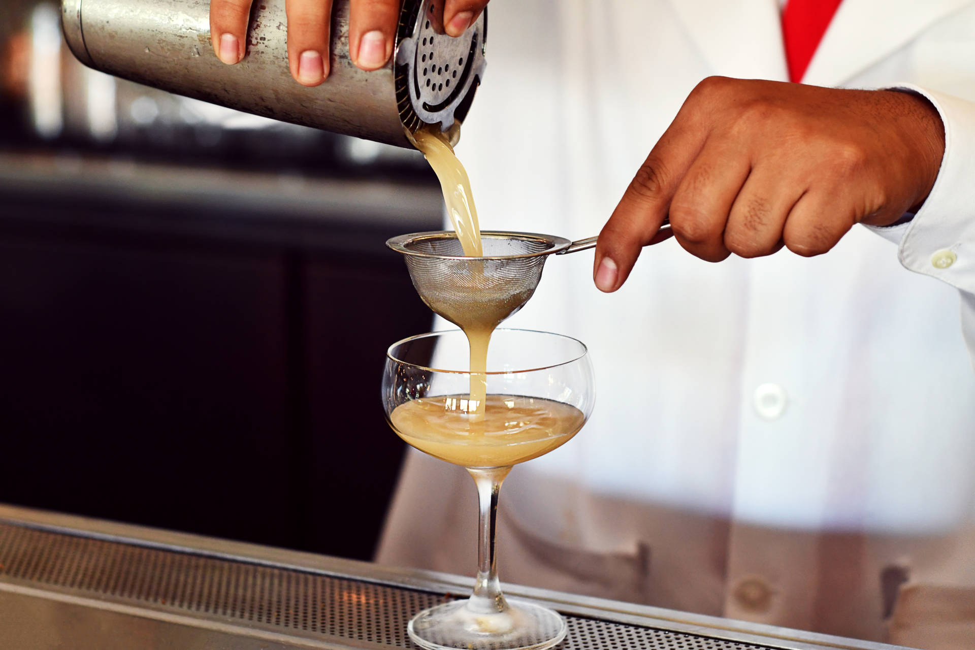Special themed cocktails will be available at the Presidio Social Club.