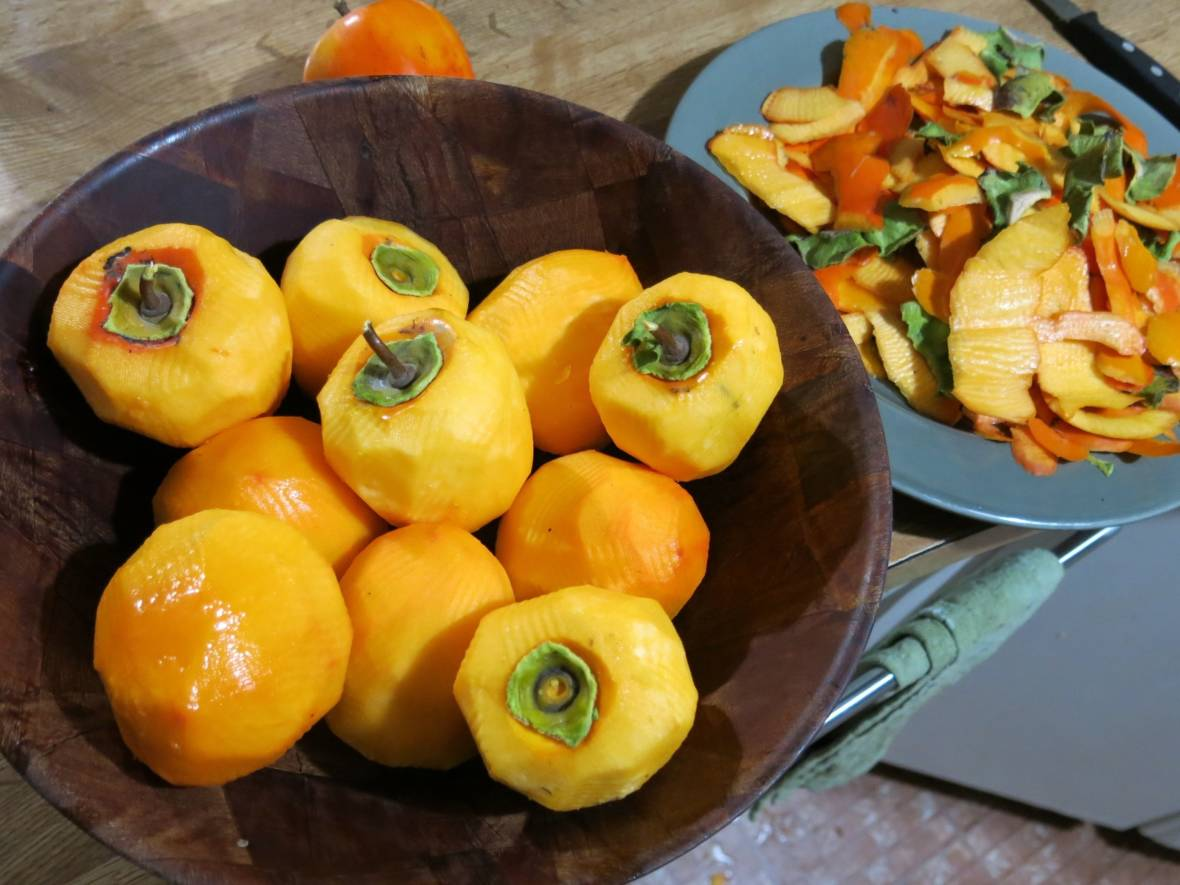 Ancient Japanese Food Craft Brings Persimmons To American Palates