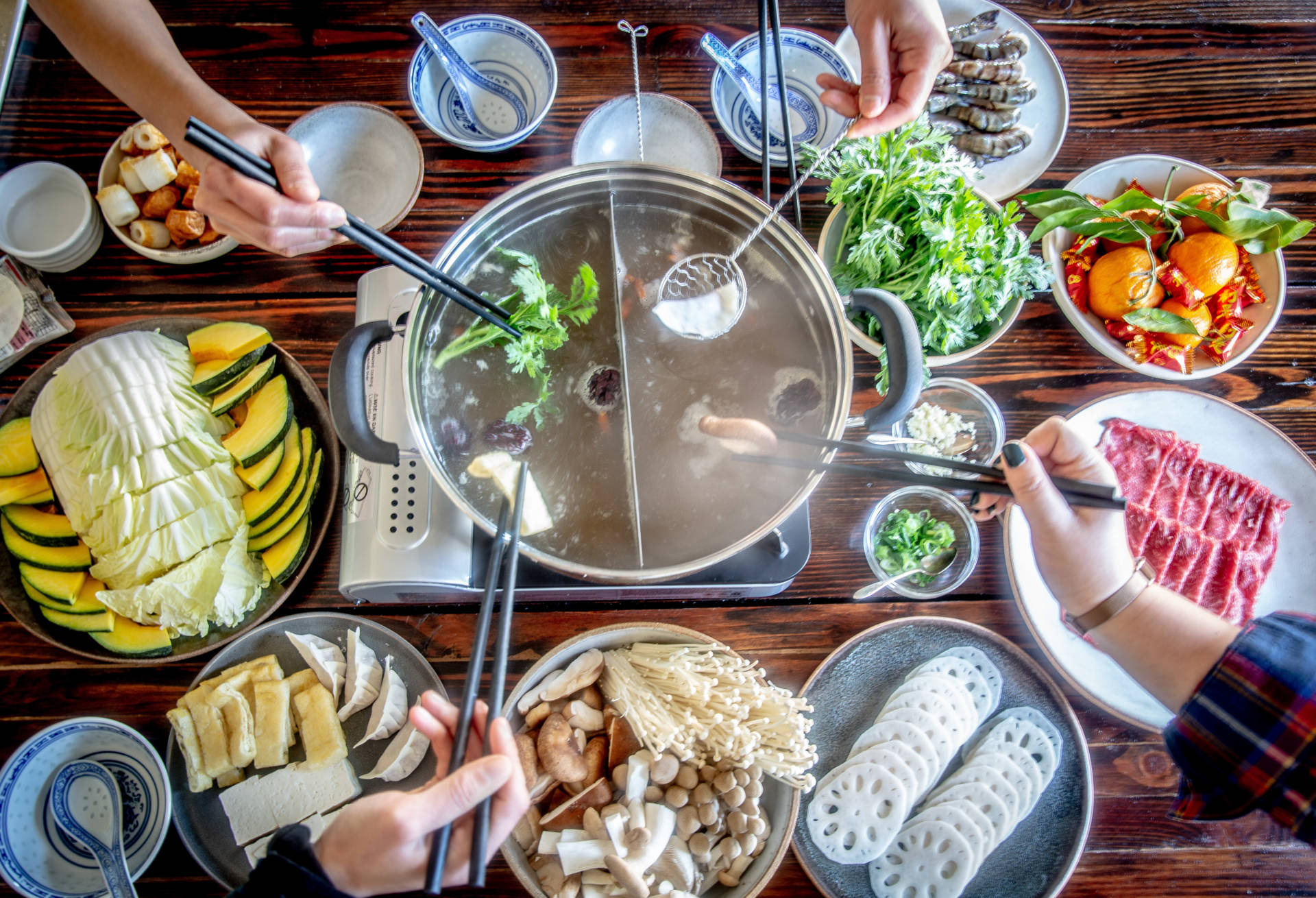 At Chinese New Year, Every Family Has a Tradition | Bay ...