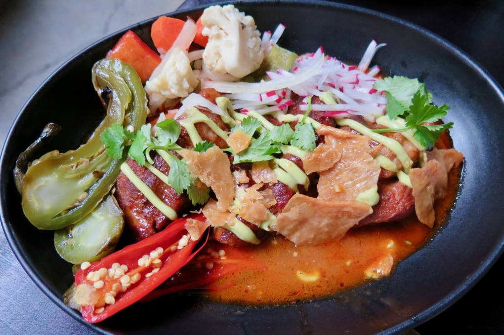 Table Talk: Al Pastor Perfection, Homey Arabic and Ethiopian, Burger Love