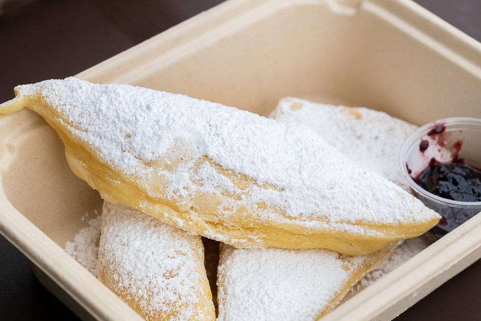 Brown Sugar Kitchen's beignets
