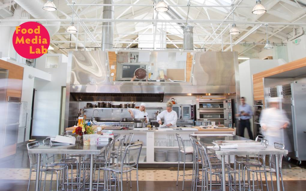 Soleil Ho and Others Lead San Francisco Cooking School's Food Media Lab