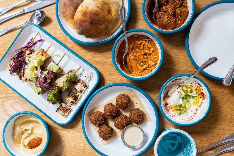 First Taste: Serving Eastern Mediterranean–style fare, Noosh is a neighborhood gem