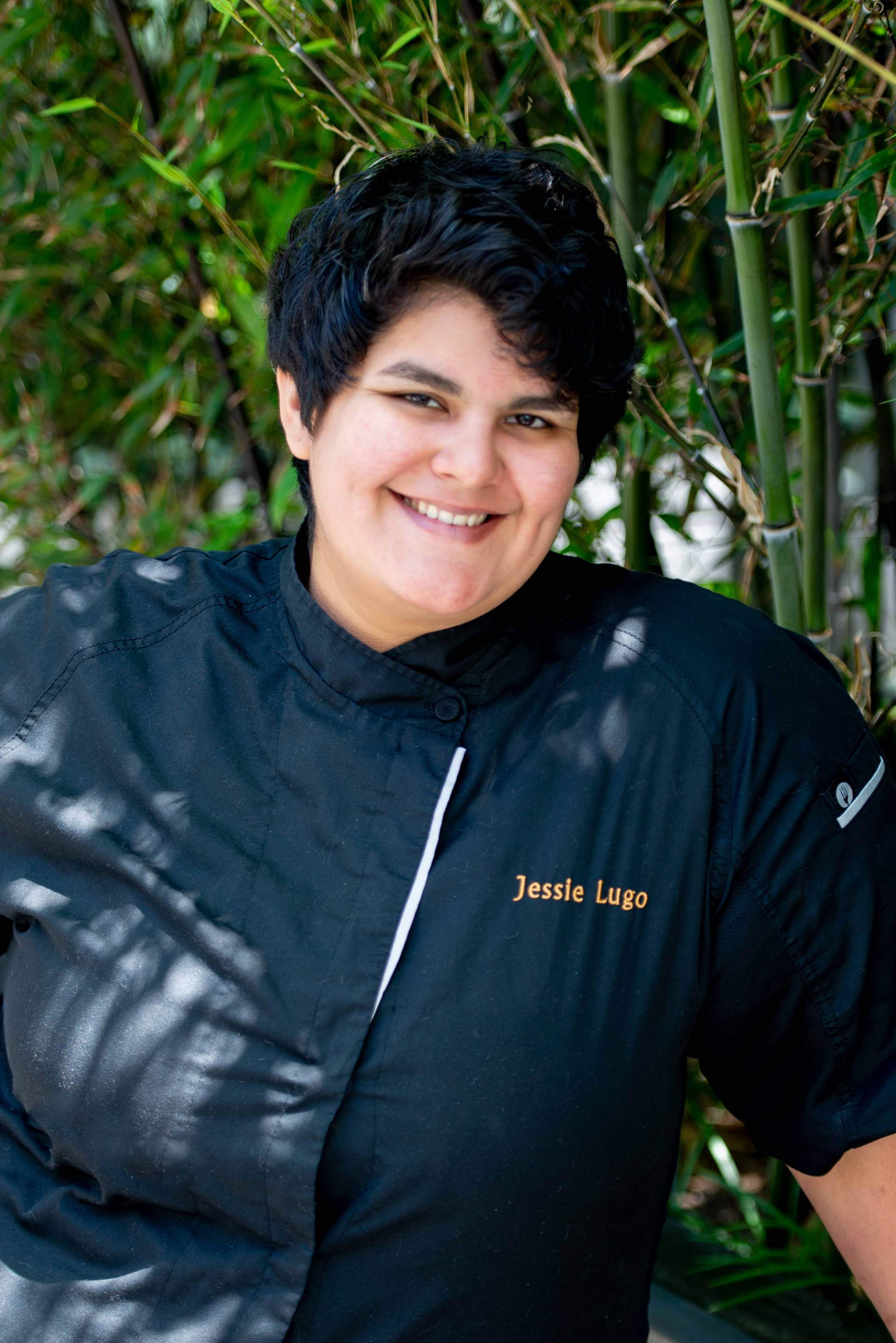 ALX's Executive Chef Jessie Lugo