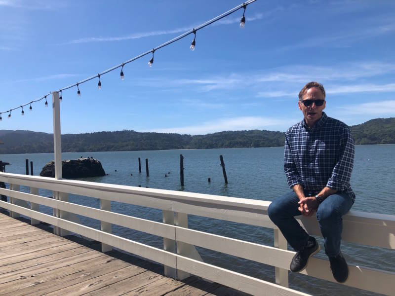 Hog Island Oyster Co. CEO and Co-Founder John Finger