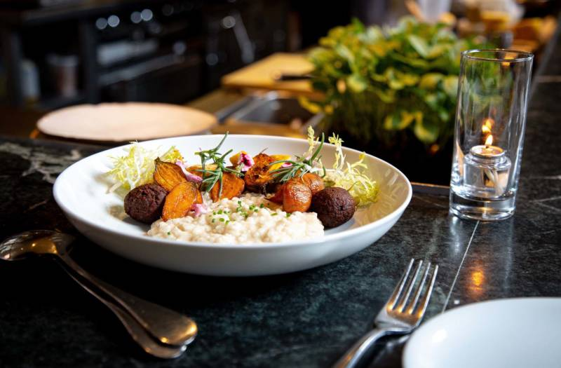 Trying to Go Meatless? Try These 5 SF Restaurants