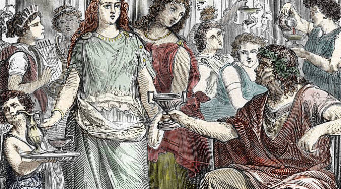 We Drink Basically The Same Wine As Ancient Romans — And That's Not So Great