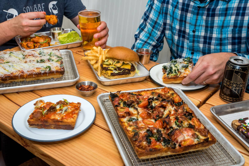 Square Pie Guys Lands Brick-and-Mortar in SF with Pies, Burgers and Floats