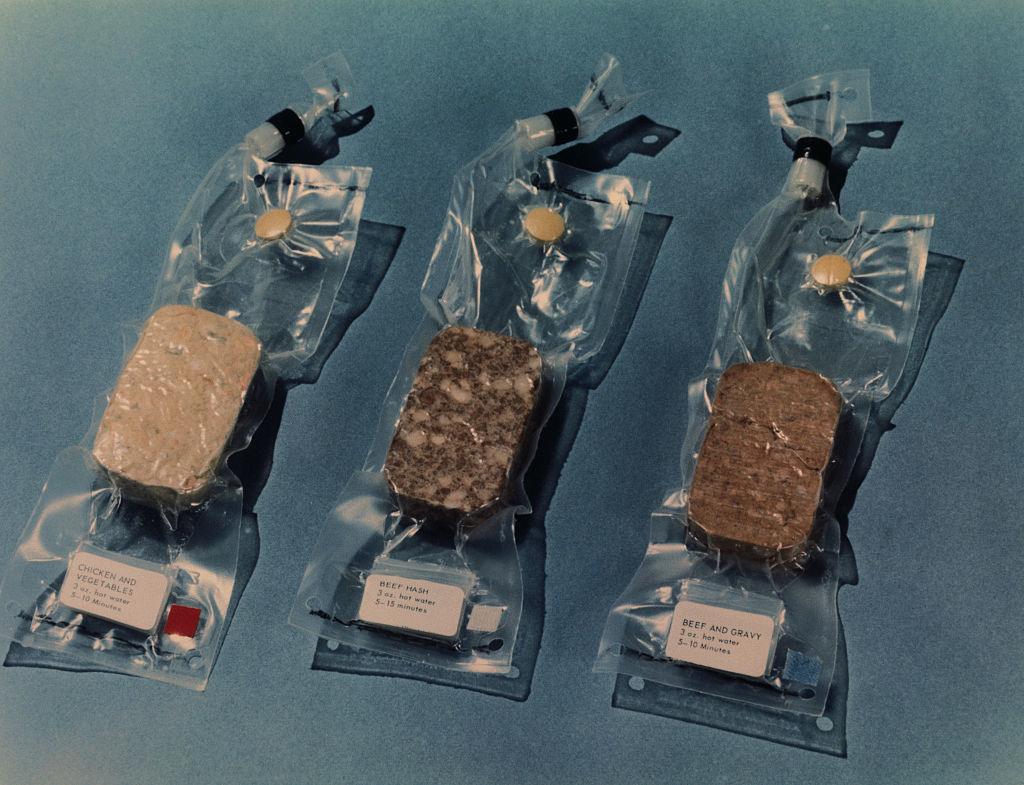 apollo space program food - photo #10